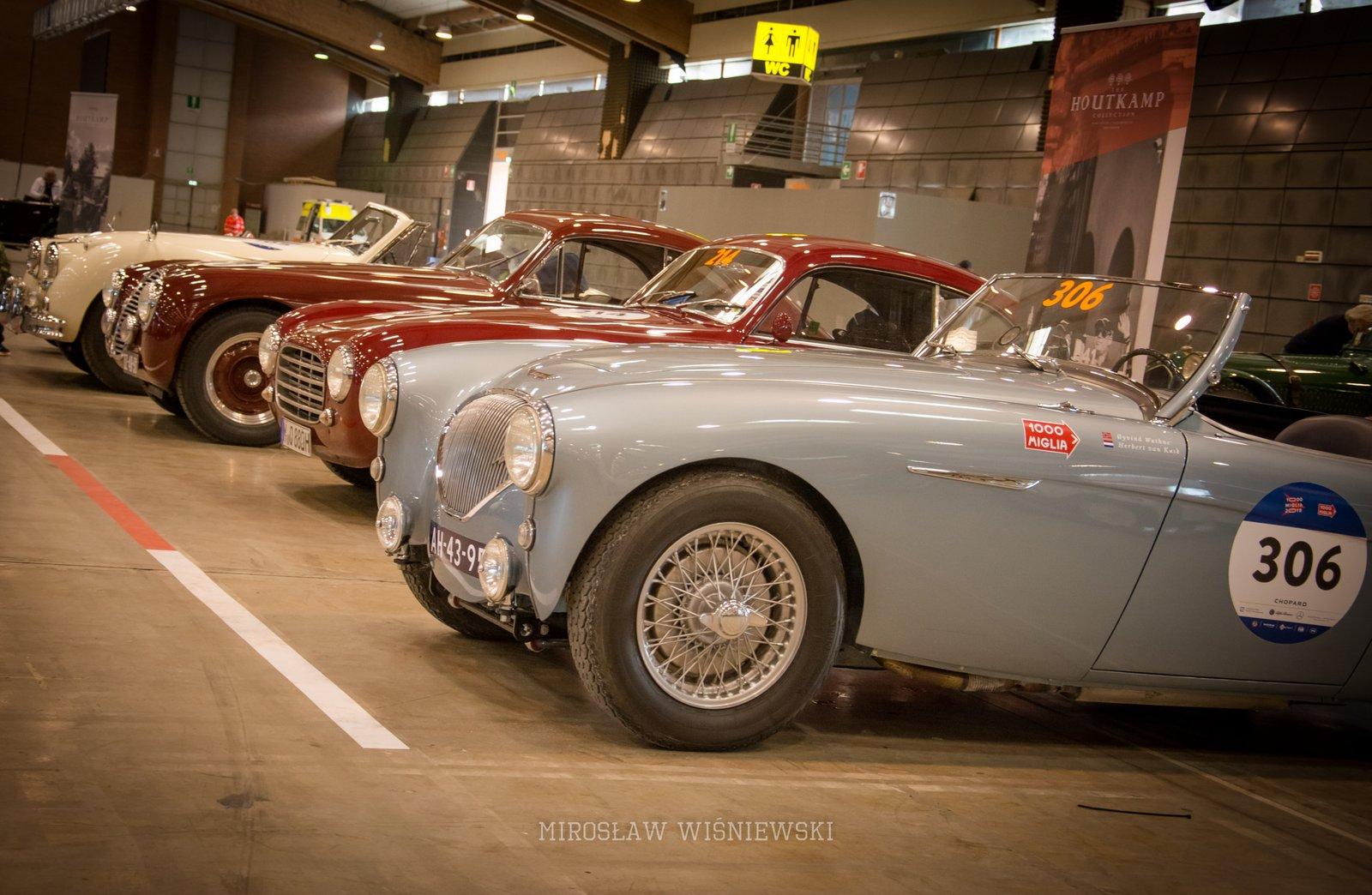 Mille Miglia 2019, Brescia, 100 Migilia, Miroslaw Wisniewski Fotografia
