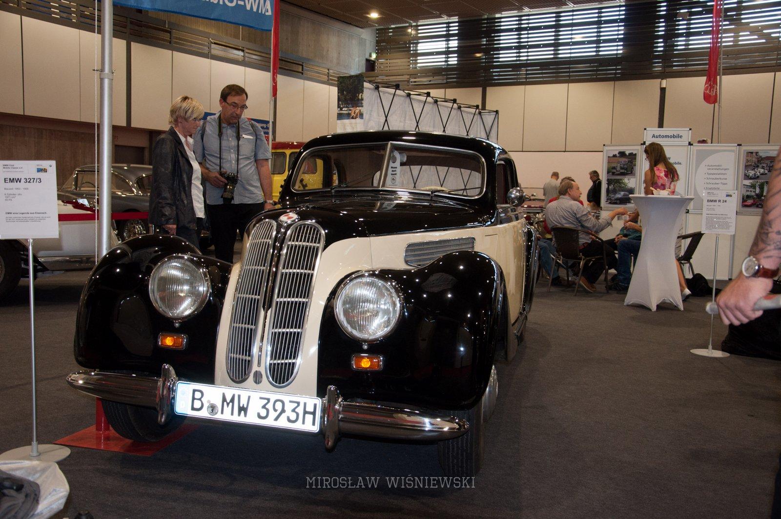 Motorworld Classics Berlin, Mirosław Wiśniewski