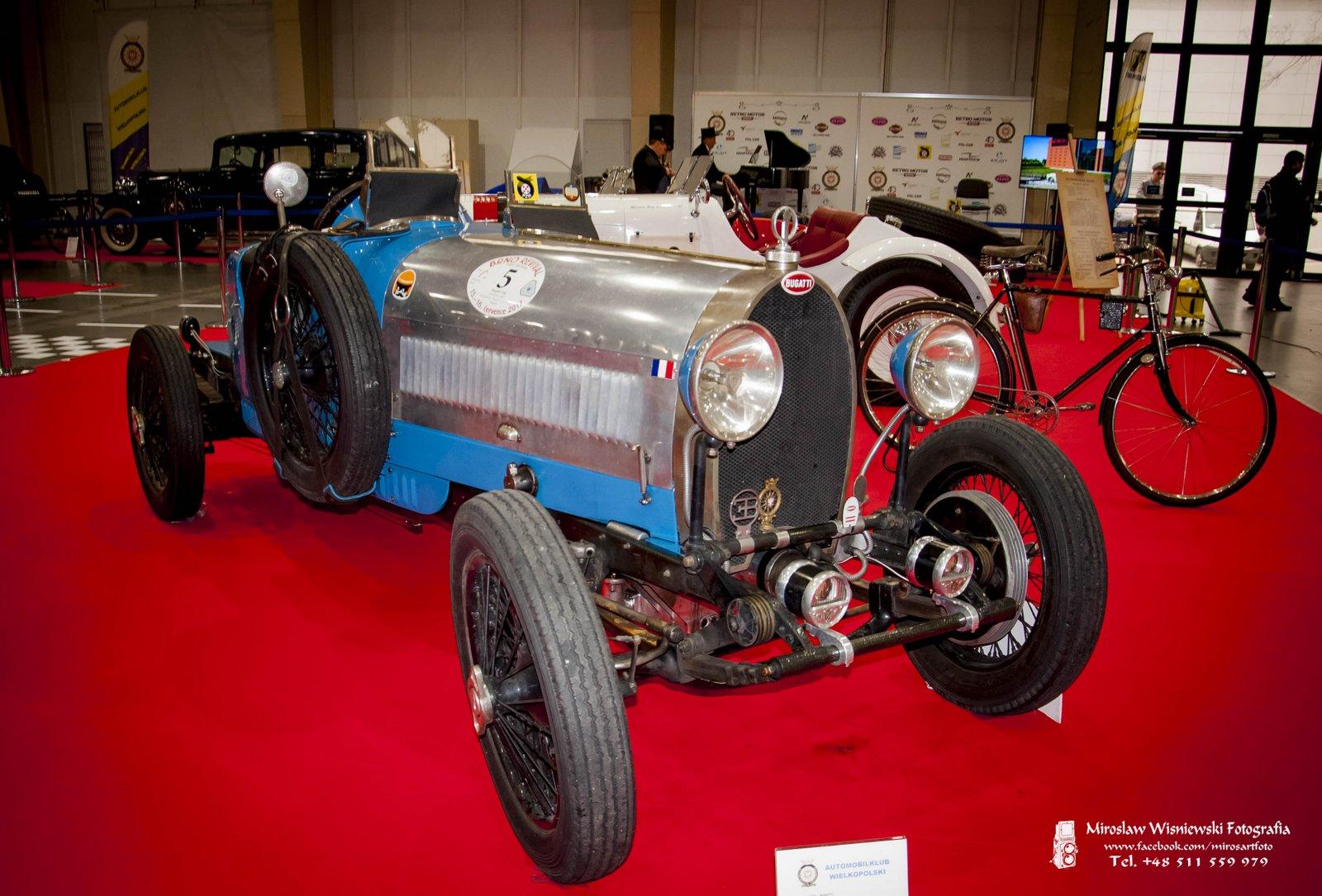 Retro Motor Show Poznań , Mirosław Wiśniewski Fotografia