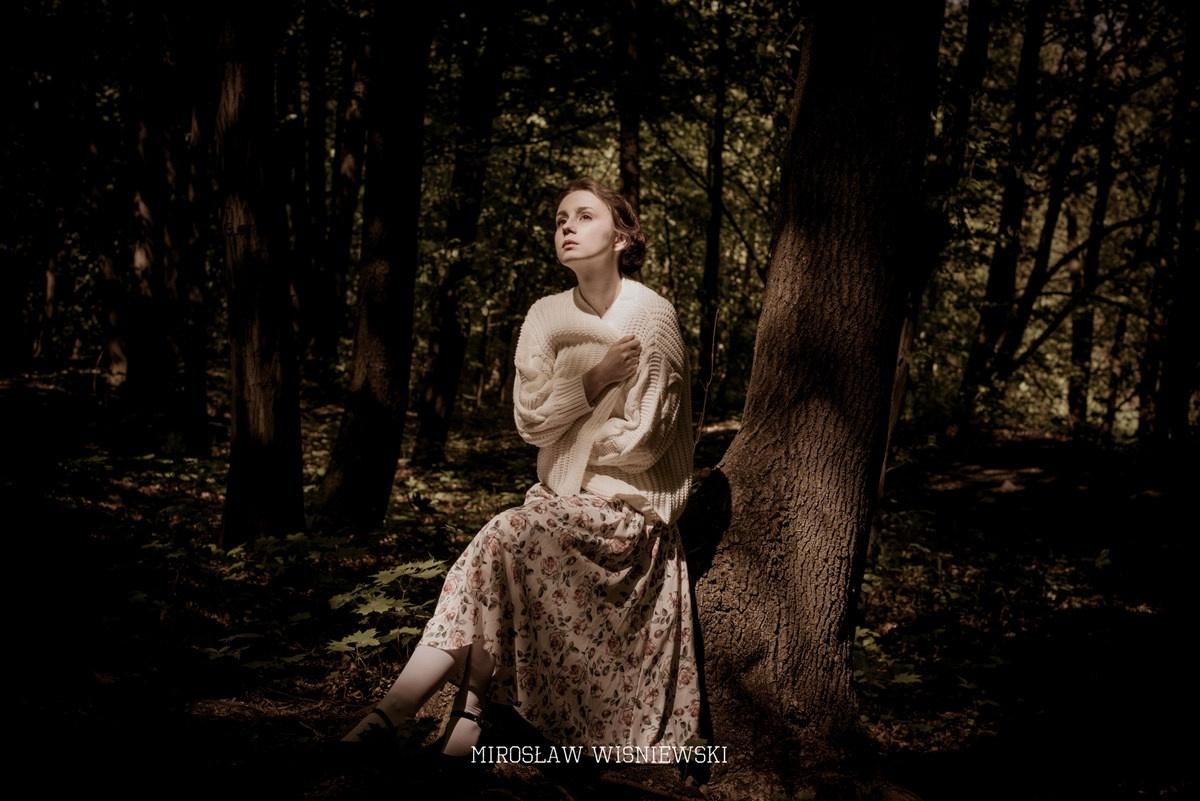 sesje kobiece Warszawa, zdjęcia Mirosław Wiśniewski