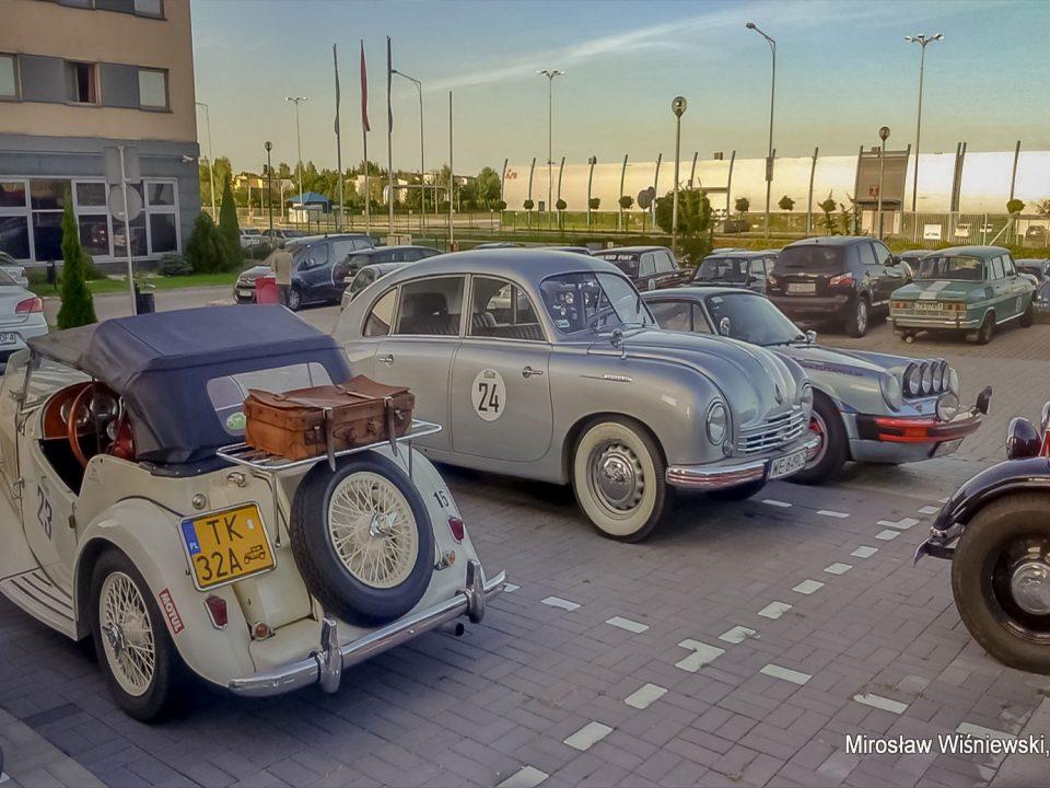 I Grand Prix Polski Pojazdów Zabytkowych