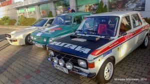 Mirosław Wiśniewski - I Grand Prix Polski Pojazdów Zabytkowych