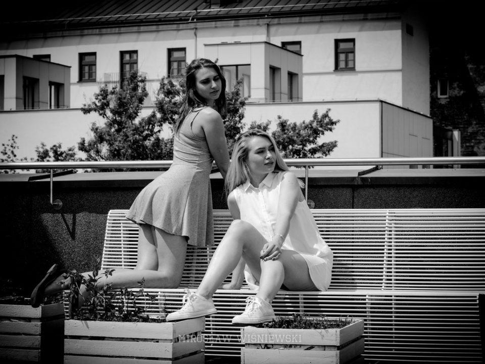 Sesja plenerowa Alla i Olga