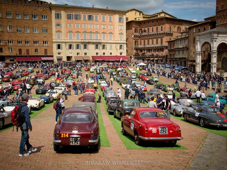 Mille Miglia 2019 - Siena