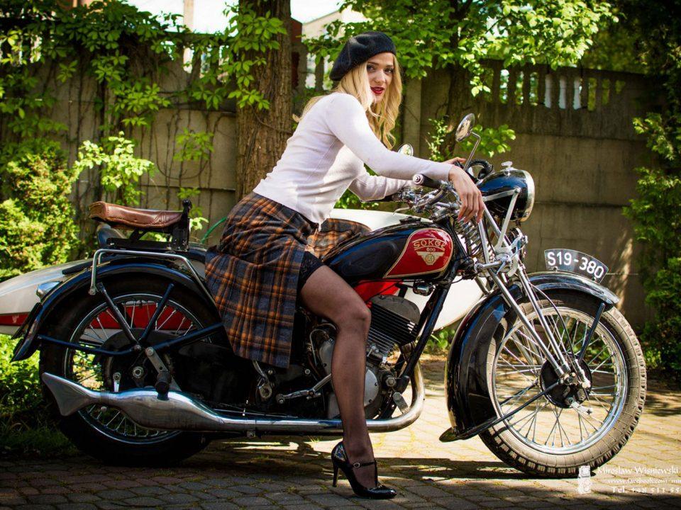 Sesja Mińsk Mazowiecki - Mila, zdjęcia Miroslaw Wisniewski Fotografia