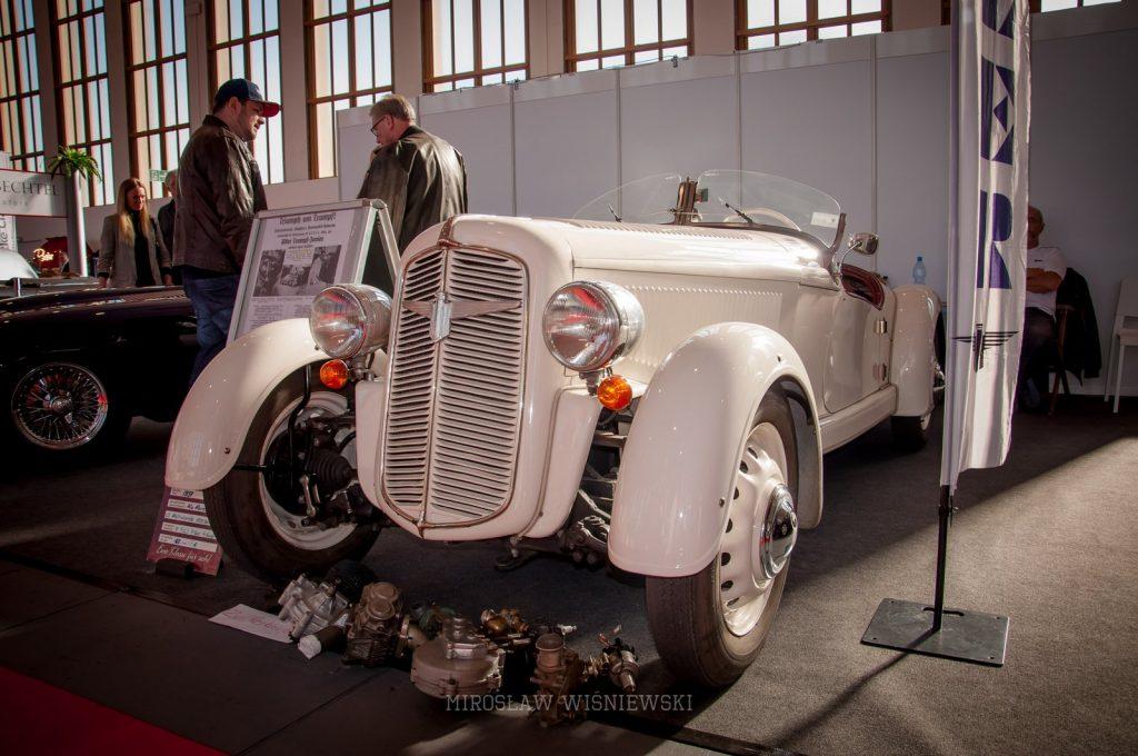 Motorworld Classics Berlin, Mirosław Wiśniewski Fotografia