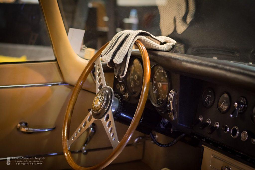 Retromobile, Paris, Mirosław Wiśniewski Fotografia