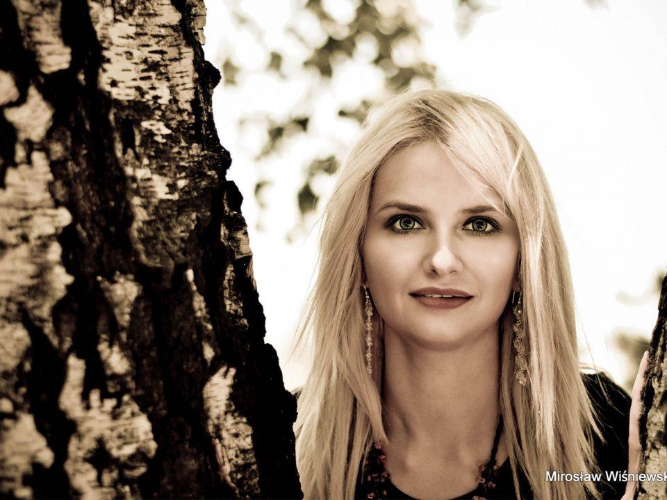 Sesja Kraków modelka Dominika