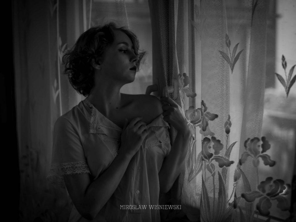Sesja buduarowa Marlena - sierpień