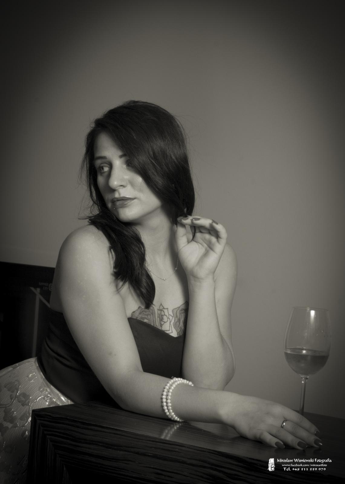 sesja plener studio, Miroslaw Wisniewski Fotografia